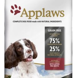 Applaws Adult Dog Small & Medium Breed Kurczak z jagnięciną 7,5kg-1
