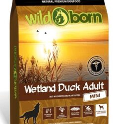 Wildborn Wetland Duck Adult Mini dzika kaczka 15kg-1