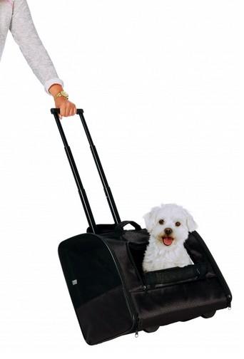 Trixie Torba na kółkach dla psa [2881]-4