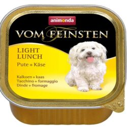 Animonda vom Feinsten Dog Light Lunch Indyk i Ser 150g-1