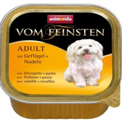 Animonda vom Feinsten Dog Adult Drób i Makaron 150g-1