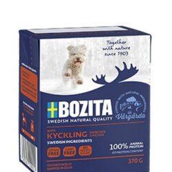 Bozita Dog Tetra Recart z kurczakiem w galaretce kartonik 370g-1