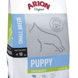 Arion Original Puppy Small Chicken & Rice 3kg-1