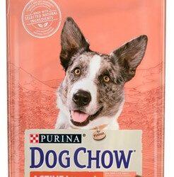Purina Dog Chow Active Kurczak 14kg-1