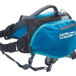 Outward Hound Day Pack plecak dla psa medium niebieski [22003]-1