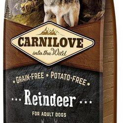 Carnilove Dog Reindeer Adult - renifer 12kg-1