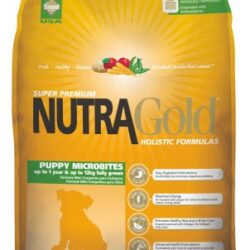 Nutra Gold Holistic Puppy Microbites Dog 3kg-1