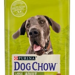 Purina Dog Chow Adult Large Breed Indyk 14kg-1