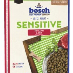 Bosch Sensitive Adult Lamb & Rice 15kg-1