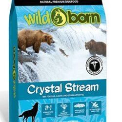 Wildborn Crystal Stream pstrąg, łosoś 500g-1