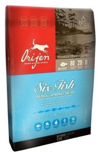 Orijen Adult 6 Fresh Fish 11,4kg-2