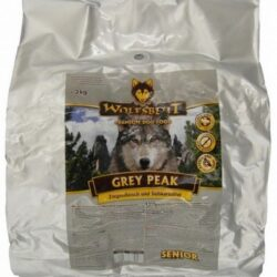 Wolfsblut Dog Grey Peak Senior - koza i bataty 15kg-1