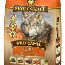 Wolfsblut Dog Wild Camel wielbłąd i bataty 15kg-1