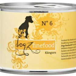 Dogz Finefood N.06 Kangur puszka 200g-1