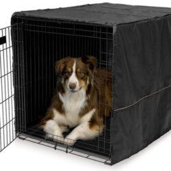 MidWest Pokrowiec na klatkę dla psa 107x71x76cm [CVR-42]-1