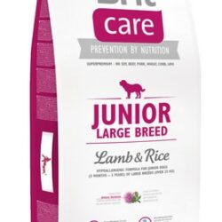 Brit Care New Junior Large Breed Lamb & Rice 12kg-1