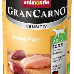 Animonda GranCarno Sensitiv Indyk puszka 400g-1
