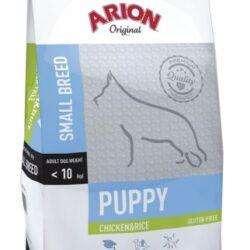 Arion Original Puppy Small Chicken & Rice 7,5kg-1