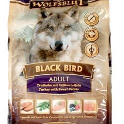 Wolfsblut Dog Black Bird Adult - indyk i bataty 15kg-1