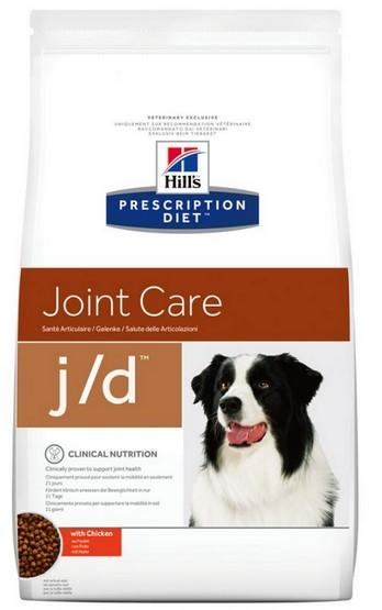 Hill's Prescription Diet j/d Canine 12kg-1
