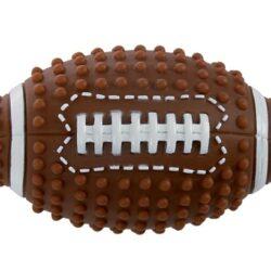 Zolux Zabawka winylowa piłka do rugby 10,5cm [480774]-1
