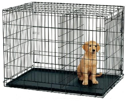 MidWest Life Stages Klatka dla psa 80x57x60cm [1630DD]-3