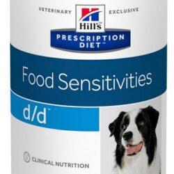 Hill's Prescription Diet d/d Canine Kaczka puszka 370g-1