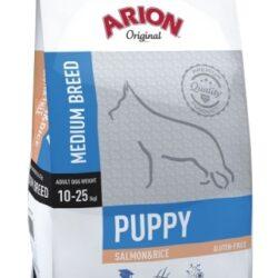 Arion Original Puppy Medium Salmon & Rice 3kg-1