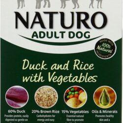 Naturo Adult Kaczka z ryżem i warzywami 150g-1
