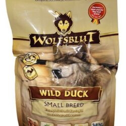 Wolfsblut Dog Wild Duck Small kaczka i bataty 15kg-1