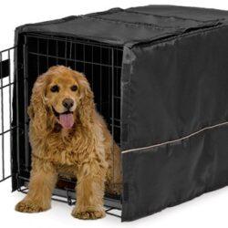 MidWest Pokrowiec na klatkę dla psa 76x48x53cm [CVR-30]-1