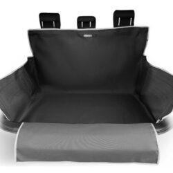 Kardiff Kardibag Protect Plus Mata do bagażnika z nakładką na zderzak L czarna-1