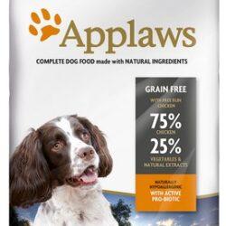 Applaws Adult Dog Small & Medium Breed Kurczak 2kg-1