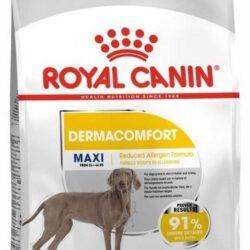 Royal Canin Maxi Dermacomfort karma sucha dla psów dorosłych, ras dużych o wrażliwej skórze 10kg-1