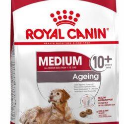 Royal Canin Medium Ageing 10+ karma sucha dla psów dojrzałych po 10 roku życia, ras średnich 15kg-1
