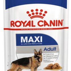 Royal Canin Maxi Adult karma mokra dla psów dorosłych, do 5 roku życia, ras dużych saszetka 140g-1