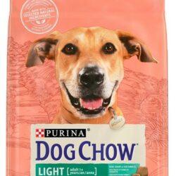 Purina Dog Chow Light Turkey 2,5kg-1