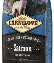 Carnilove Dog Salmon Adult - łosoś 1,5kg-1