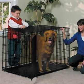 MidWest Life Stages Klatka dla psa 109x73x77cm [1642DD]-2
