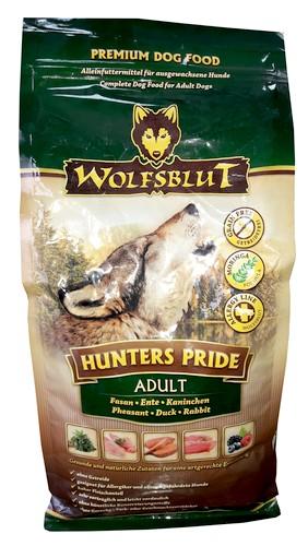 Wolfsblut Dog Hunters Pride - bażant i kaczka 15kg-1