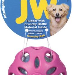 JW Pet Crackle Ball Small [47013]-1