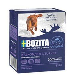 Bozita Dog Tetra Recart z indykiem w galaretce kartonik 370g-1