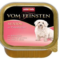 Animonda vom Feinsten Dog Senior Serca indyka 150g-1