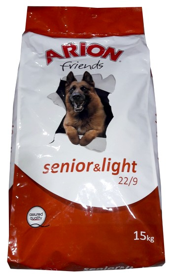 Arion Friends For Ever Senior/Light 22/9 15kg-1