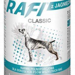 Rafi Pies Classic Jagnięcina w sosie 1240g-1
