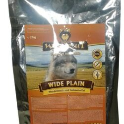 Wolfsblut Dog Wide Plain Small konina i bataty 2kg-1