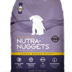 Nutra Nuggets Puppy Large Breed Dog 15kg-1