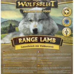 Wolfsblut Dog Range Lamb Adult jagnięcina i ryż 15kg-1