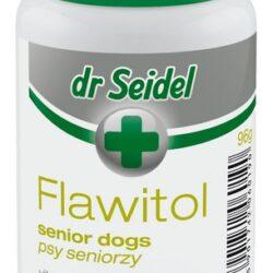 Dr Seidel Flawitol dla psów seniorów 200 tabl.-1