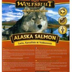 Wolfsblut Dog Alaska Salmon - łosoś i ryż 2kg-1